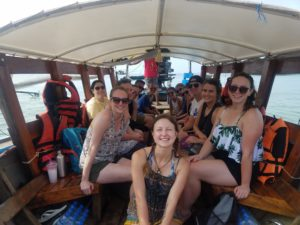 Island Hopping with U30X